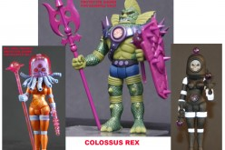 Outer Space Men – SDCC 2013 Alpha Phase On Pre-Order