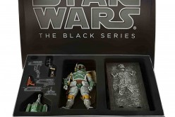 SDCC 2013 – Hasbro Star Wars The Black Series 6 Inch Boba Fett Figure Sold Out At Comic-Con
