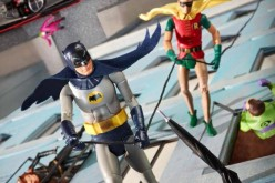 DC Comics Re-Imagines Batman 1966 TV Series In Comic Form – Cover Features Mattel's New Line-Up