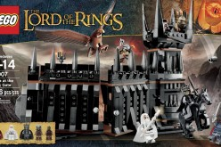 Lego The Lord Of The Rings Summer 2013 Sets In Stock At Amazon
