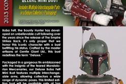 Gentle Giant Ltd. Boba Fett Mini Bust – SDCC 2013 Exclusive