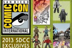 Diamond Comics Distributors Announces SDCC 2013 Exclusives