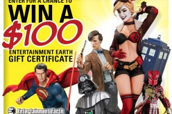 Entertainment Earth Giving Away $100 Gift Certificate