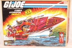 G.I. Joe 1985 Moray & Lamprey Restocked At Nerd Rage Toys
