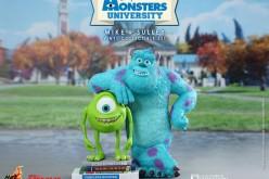 Hot Toys Disney Disney Monsters University Collectible Figures Pre-Orders
