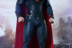 Hot Toys Superman Man Of Steel Sixth Scale Figure