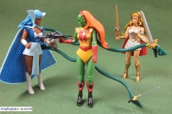 Masters Of The Universe Classics Octavia Review