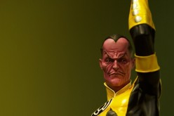 Sinestro Corps Sinestro Premium Format Figure Preview