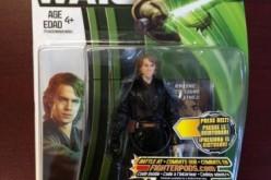 Star Wars RARE Light-Up Lightsaber MH Anakin Skywalker Action Figure On Amazon