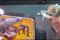 Star Wars TVC Boba Fett's Slave I And TIE Interceptor Shown At Tokyo International Toy Fair