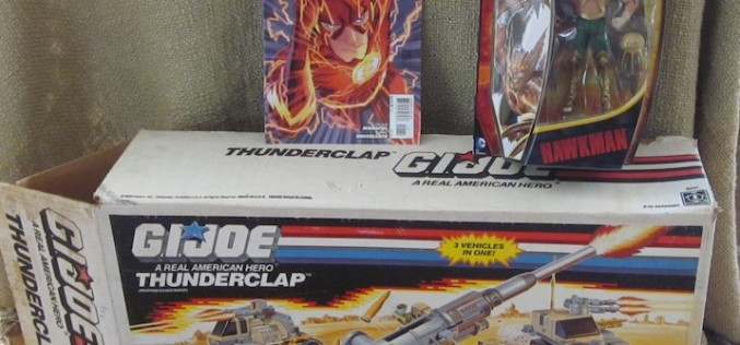 Eternal Con 2013 – Our Toy Hauls
