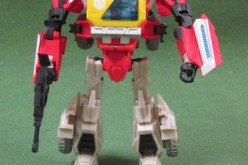 Transformers Generations – Fall Of Cybertron Autobot Blaster & Steeljaw Toy Review