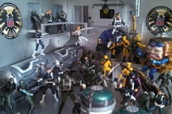 ToyHypeUSA Contest Submission – Marvel's Shield Vs. Hydra