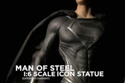 DC Collectibles Superman Man Of Steel Sixth Scale Statue – SDCC 2013 Exclusive Variant Revealed