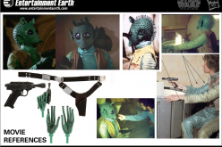 Entertainment Earth Reveals Greedo For The Star Wars 6 Inch Black Series Line