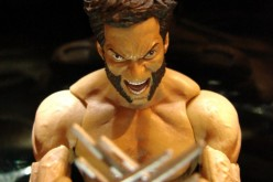 DST Marvel Select The Wolverine Press Images