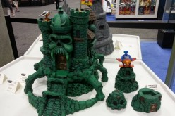 SDCC 2013 – Icon Heroes Castle Grayskull Statue Add-Ons