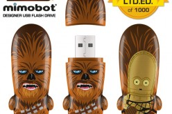 SDCC 2013 Exclusive – Minibot Star Wars Chewbacca With C-3PO
