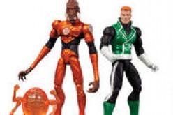 WonderCon 2013 Exclusive Green Lantern Guy Gardner Vs. Larfleeze 2 Pack At DC Collectibles Store