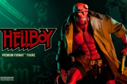 Sideshow's Hellboy Premium Format Figure Preview