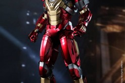 Hot Toys Iron Man 3 Mark XVII Heartbreaker Armor Sixth Scale Figure Pre-Orders Are Live