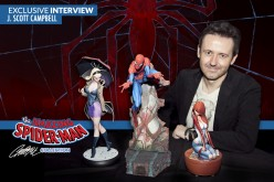 Sideshow Collectibles Interviews J. Scott Campbell At SDCC 2013