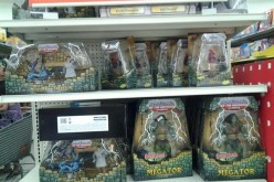 MOTUC Figures Found At Big Lots Retail Store In California