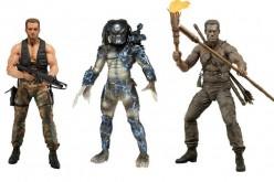NECA Series 9 Predator & Pacific Rim Series 1 Figures Now In Stock At Super Hero Collectibles