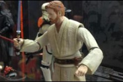 SDCC 2013 – Star Wars The Black Series 6 Inch Obi-Wan Kenobi Episode III First Look