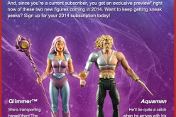 SDCC 2013 – Breaking News! MOTUC Glimmer & 90's Aquaman First Look