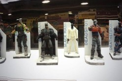 SDCC 2013 – DC Collectibles Panel