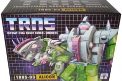 Transformers Custom TRNS-03 Alicon – Troop Builder From ImpossibleToys Available To Pre-Order