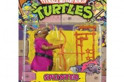 TMNT 2013 Wave 4 Figures, Wave 5 Vehicles, & 80's Retro Figures Found In Stores