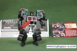 Transformers Collectors' Club FSS Scourge Review