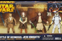 Star Wars Battle Of Geonosis Jedi Knight Multipacks Announced