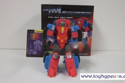 iGear Transformers Miniwarriors MW-05 Cogz (G1 Gears) Review