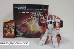 iGear Transformers Miniwarriors MW-07 Veer (G1 Swerve) Review
