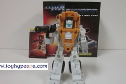 iGear Transformers Miniwarriors MW-08 Bushwhacker (G1 Outback) Review