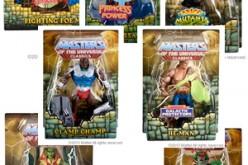 Our Store – MOTUC Clamp Champ, New Adventures He-Man, DCU Club Freddy Freeman Pre-Orders & Bundle Sets
