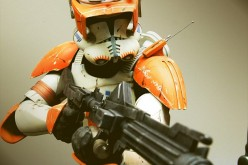 Sideshow Collectibles Star Wars Clone Commander Cody Premium Format Figure Preview