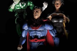 DC Collectibles Update On Crime Syndicate – Ultraman, Superwoman & Power Ring Action Figures