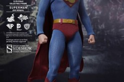 Hot Toys Pre-Orders From Sideshow Collectibles – Captain America – 'Star Spangled Man' Version, Superman (Evil Version) & Eric Draven – The Crow