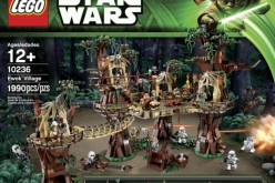 Lego Shop Offers Star Wars 10236 Ewok Village To VIP Members From August 16th-31st