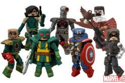 Diamond Select Toys September 2013 Solicitations