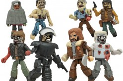 "The Walking Dead Minimates Toys ""R"" Us Series 4 Preview Image"