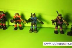 Teenage Mutant Ninja Turtles Stealth Tech Turles Review