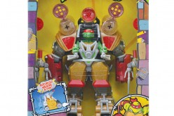 TMNT Retro Classics Mech Wrekkers & Party Wagon Now Hitting Toys R Us Stores