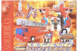 Transformers C-001 Super Fire Convoy (RID Optimus Prime) Reissue Coming In 2014