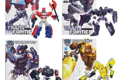 Sponsor News: Entertainment Earth – Transformers Generations Deluxe Wave 5 Now In Stock (Orion Pax Wave)