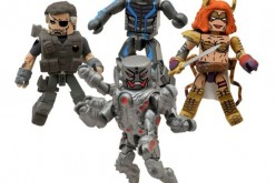 Exclusive First Look: Age Of Ultron Minimates
